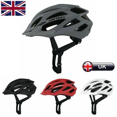 CAIRBULL Ultralight Cycling Helmet Road Mountain Bike Sports Adjustable Helmet • 19.99£