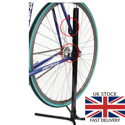 Adjustable Bicycle Bike Repair Stand Cycle Maintenance Mechanic UK STOCK DELIVER • 17.99£