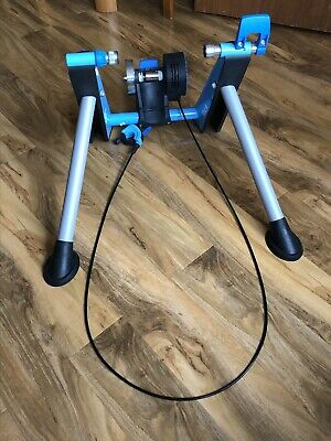 Tacx T2650 Folding Magnetic Turbo Trainer - Blue Matic • 41£