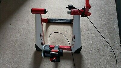 Elite Novo Turbo Trainer With Magnetic Resistance. Cycle Bike Trainer • 36£