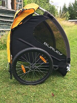 Burley Bee Bike Trailer, Never Used On The Road!! • 160£