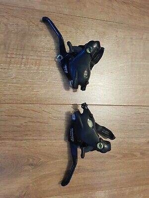 Shimano 8 X 3 Speed Brake Levers And Shifters ST-EF29-L And ST-EF29-8  • 4.50£