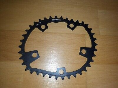 Genuine Osymetric Oval Inner Chainring38T X 110mm Compact Crankset 10% Power • 29.99£