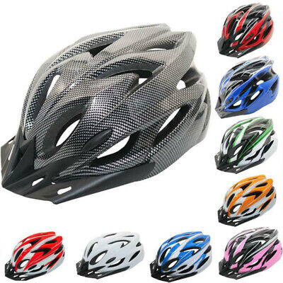 UK Protective Mens Adult Road Cycling Safety Helmet MTB Mountain Bike/Bicycle • 11.99£