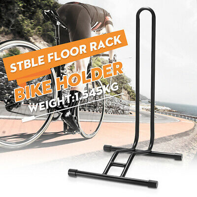 Large MTB Bike Storage Rack Floor Stand Holder Bicycle Garage Cycling Lift Frame • 16.99£