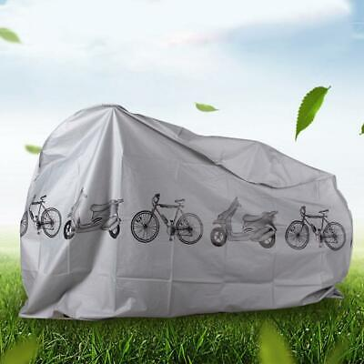 Waterproof Bike Bicycle Bag Large Cover For Weather Rain Protection Sheet UK • 5.79£