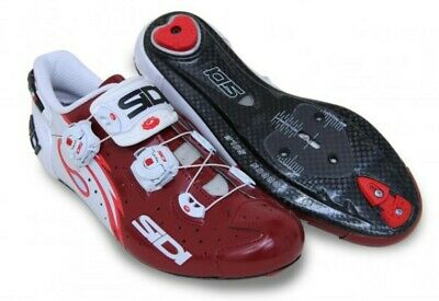 Sidi Wire Carbon Katusha | Limited Edition, Brand New | UK 10.5/ EU45 | RRP £300 • 58£