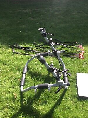 Universal Bike / Bicycle Carrier For Rear Of Car Capacity 3 Bikes  • 20£