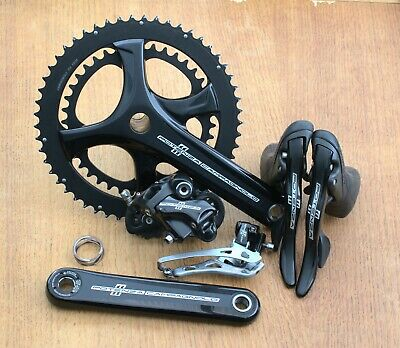 Campagnolo Potenza Partial Groupset - Shifters, Mechs And Chainset • 400£