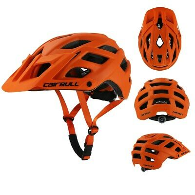 Hot Cycling Helmet Bicycle Helmets In Mold Helmet Road Mountain MTB Bike Safety • 22.98£