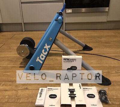 Tacx Blue Matic T2650 Turbo Trainer - Zwift Compatible ✔️ Delivery 🚚 • 249£