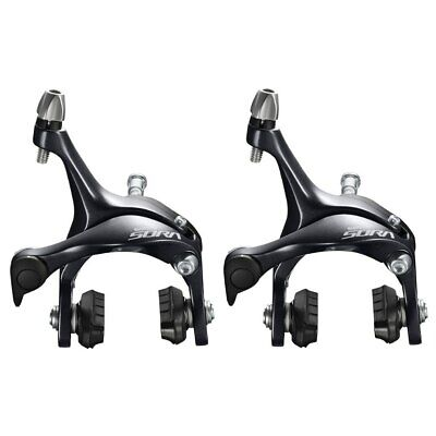 Shimano Sora R3000 Road Bike Front And Rear Brake Callipers (RRP £59.99) • 54.99£