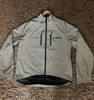 Mens Provis Reflect 360 Jacket,worn Infrequently And In Excellent Condition • 40£