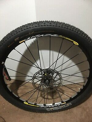 Mavic Crosstrail 26  Wheels And Nearly New Continental Tyres • 225£