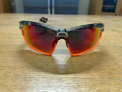 Rudy Project Fotonyk Glasses - Crystal Graphite - Multi Laser Red Lenses • 47£