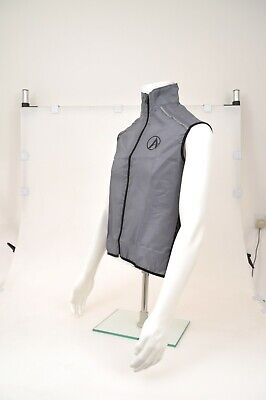Mens Lightweight Windproof Cycle Vest Size Large • 13£