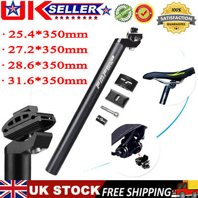 Details about  /Mountain Bike   Seatpost Road MTB Bicycle Shockproof Seat Post Pole