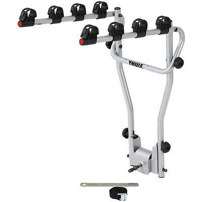 Thule 9708 Hang On 4 Bike Rack - Cycle Carrier-Towbar Mounted CityCrash Approved • 139£