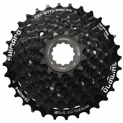 Shimano CSHG200 7 Speed Bicycle Gear Sprocket Cassettes 12/28T 12/38T • 16.29£