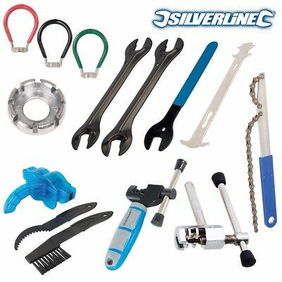 BICYCLE CHAIN & GEAR TOOLS Bike Wheel/Pedal Spanners & Wrenches Repair/Removal • 6.37£