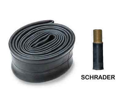 26  INCH X 1.75 - 2.125 BIKE CYCLE TYRE INNER TUBE TUBES BICYCLE SCHRADER VALVE • 4.89£