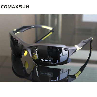 Professional Polarized Cycling Glasses Casual Sports Outdoor Sunglasses UV400 • 10.99£