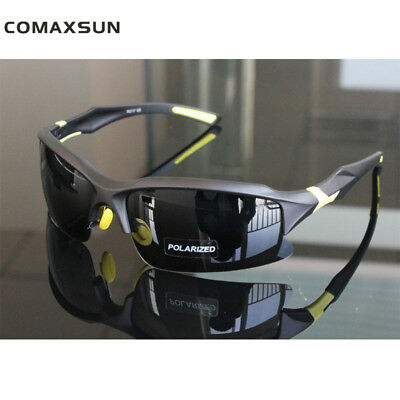 Professional Polarized Cycling Glasses Casual Sports Outdoor Sunglasses UV400 • 8.07£