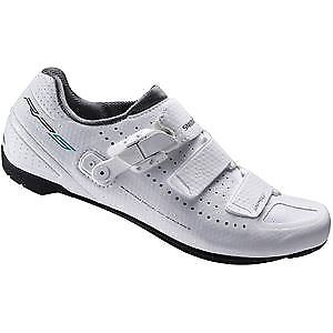 Shimano Road Race Shoes RP5W SPD-SL Shoes, White, Size 38 (UK 3) White • 91.99£