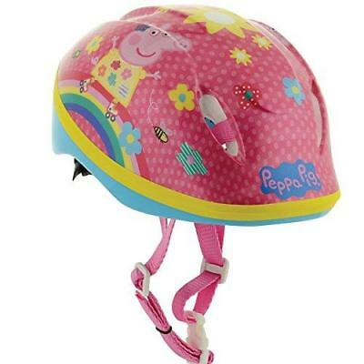 New Peppa Pig Kids Girls Outdoor Cycling Bike Safety Helmet 48-54cm 3 + Years • 12.95£