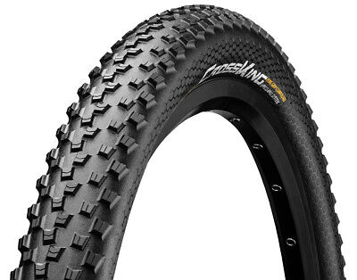 Continental Cross King - Performance Tubeless Ready Tyre - Folding  • 29.99£