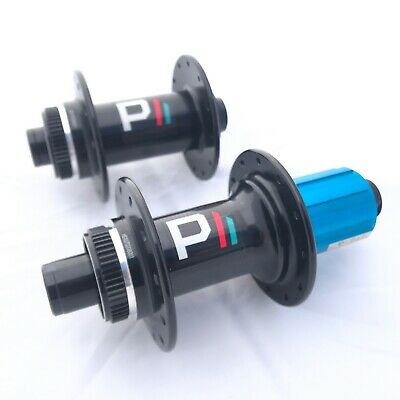 PACENTI CENTRE-LOCK HUBS 24 HOLE 142 X 12 And 100 X12 • 35£