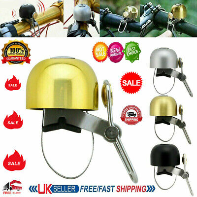 MINIMALX BELL Bicycle Mountain Bike Copper Bell High Quality Loudly Speaker ST • 7.64£