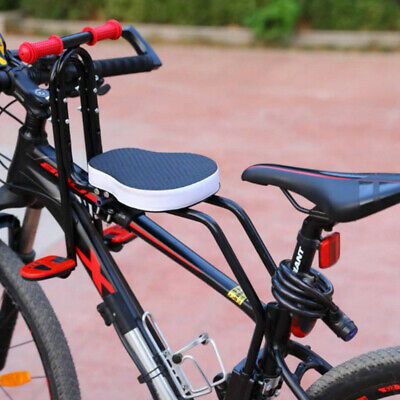 HOT Safety Child Baby Kids Bike Bicycle Cycle Seat Front Carrier With Handrail • 35.59£