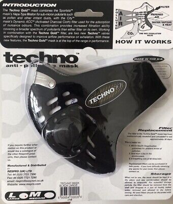 Respro Techno Mask Large • 55£