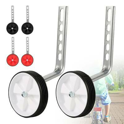 """12-20""""  Kids Bicycle Stabilisers Universal Bikes Cycle Training Wheels Easy Fit • 8.99£"""