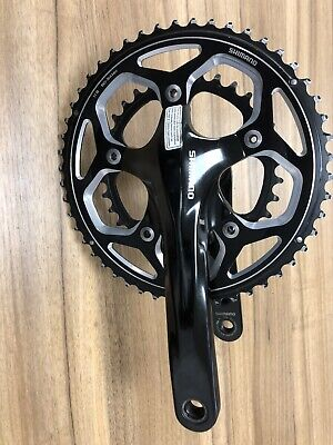 Shimano RS500 50/34 Road Bike Compact Chainset • 12.60£