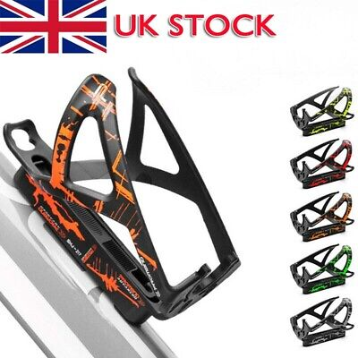 Bicycle Water Bottle Cage Drink Cup Holder Rack Mountain Bike Cycling MTB Parts • 6.59£