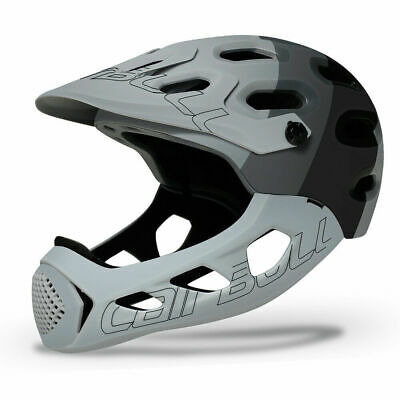 Cairbull Bicycle Full Face Helmet MTB Road Cycling Bike Extreme Sports Safety • 44.96£