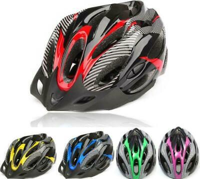 21 Bicycle Helmet Bike Cycling Adult Adjustable Unisex Safety Bicycle Equipments • 9.99£