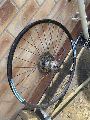 26x1.95 Bike  Front Rim With Disc And Quick Release • 12£