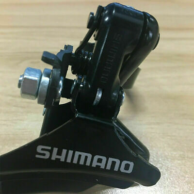 31.8mm Top-Pull Shimano Tourney FD-TZ30 6/7 Speed Bike Bicycle Front Derailleur  • 6.99£