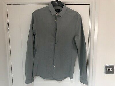 Rapha LS Shirt, NEW With Label, Long Sleeve, Grey, Men's Small • 30£