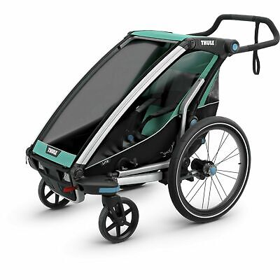 Thule Chariot Lite 1 Single-Seater Baby Child Bicycle Trailer. BRAND NEW • 449£