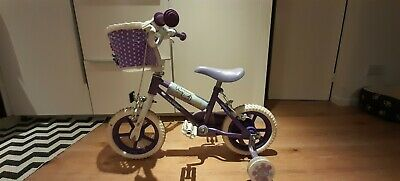 Kids Bike 12 Inches With Stabilisers  • 16£