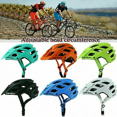 CAIRBULL Unisex Road Cycling Visor MTB Bicycle Mountain Bike Sport Safety Helmet • 20.99£