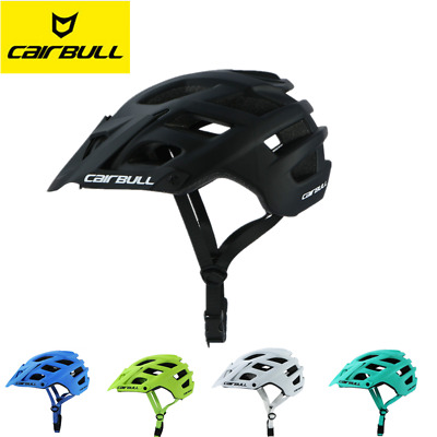 CAIRBULL Unisex Road Cycling Visor MTB Bicycle Mountain Bike Sport Safety Helmet • 20.89£