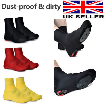 Cycling Shoe Covers Waterproof Windproof Outdoor Bicycle MTB Road Shoes Overshoe • 8.89£