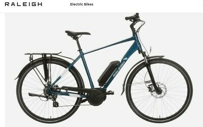 Raleigh Felix Crossbar |Electric Hybrid Bike | Brand New, Unboxed, Unassembled • 1,000£