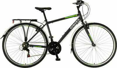 Dawes Discovery 2020 Trail EQ Trekking 18 Speed 700c Wheel Bicycle Grey Lime • 279.99£
