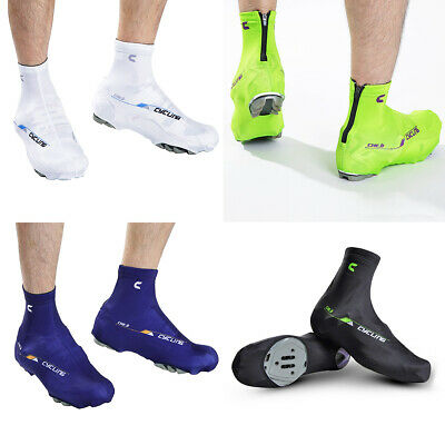 Cycling Shoe Covers Warm No-slip Bicycle Shoe Protector Overshoes Outdoor M-XL • 5.99£